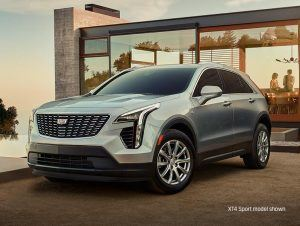 2019 Cadillac XT4 GET 11% OF MSRP CASH PURCHASE CREDIT - UP TO $5,400