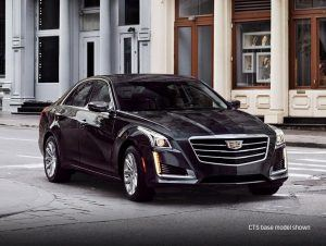 2019 Cadillac CTS 0% (4.65% EFFECTIVE RATE) FINANCING FOR UP TO 72 MONTHS