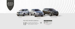 Buick Special Offers in Toronto