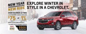 Chevy January Offers